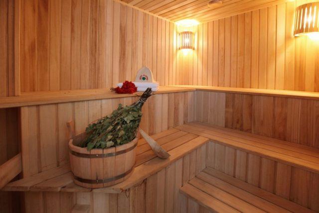 Баня особенным способом воздействует на сосуды и обогащает кислородом организм