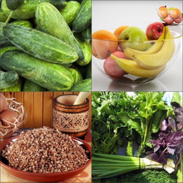 И если во время ремиссии заболевания пациент может позволить себе некоторые послабления и употребление запрещенных продуктов, то во время острого периода диета должна быть жесткой