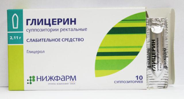 Именно поэтому глицерин способен снимать отрицательное воздействие многих лекарственных средств