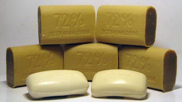 Уменьшает мыло и болезненные ощущения во время дефекации
