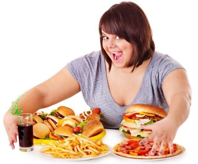 Нужно отказаться от вредной еды и нетрезвого образа жизни