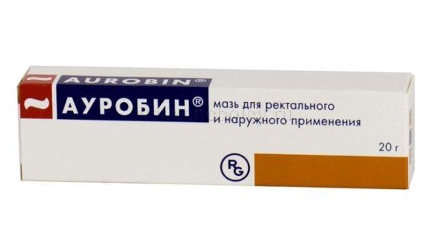 Выпускается препарат в виде мази (или свечей), которые используются для наружного и ректального применения