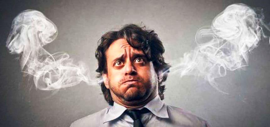 Развитие геморрое при стрессе