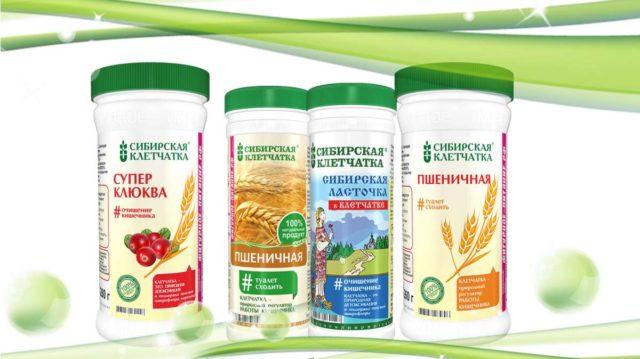 Продукты, насыщенные пищевыми волокнами содержатся в специфическом батончике